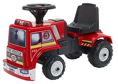 *Falquet & CIE–1018–Feuerwehr-Rutschauto für Babys*
