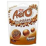 Aero Milchschokolade Blasen Beutel 113G Teilen