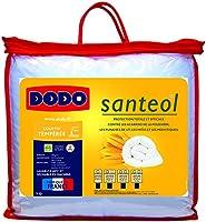Dodo Santeol Couette 240 x 260 cm Tempérée Synthétique Anti Insectes : Anti Mites + Anti Moustiques + Anti Punaises de Lit