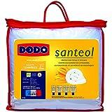 Dodo Santeol Couette 140 x 200 cm Chaude Synthétique Anti Insectes : Anti Mites + Anti Moustiques + Anti Punaises de Lit