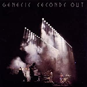 Seconds Out (CD + 5.1 Multichannel DVD-Audio) - Remaster 2009