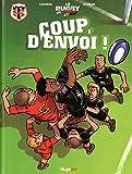 Le rugby en rouge et noir, Tome 1 : Coup d'envoi !