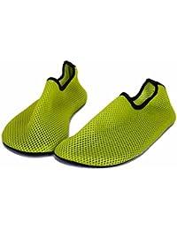 ADLFJGL Gli Uomini E Le Donne Scarpe Barefoot Patch Tapis Roulant Nuotare Scarpe Scarpe Leggere Spiaggia Le Scarpe Per Immersioni Snorkeling Scarpe B 38/39 Scarpe Da Immersione