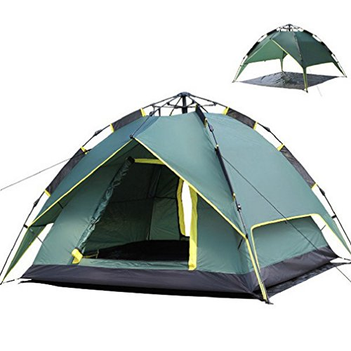 3 Person Tent, LESHP Automatic Pop Up Tent Backpacking Tents for Camping Hiking Traveling