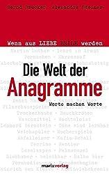 Die Welt der Anagramme: Worte machen Worte