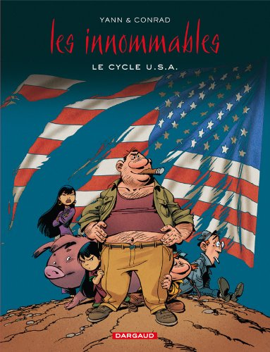 Les Innommables - Intégrales - tome 3 - Intégrale Innommables - cycle USA