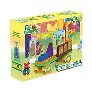 BiOBUDDi Swampies BB-0157 Juguete de construcción - Juguetes de construcción (Juego de construcción,, 1,5 año(s), 44 Pieza(s), Niño/niña, Niños)
