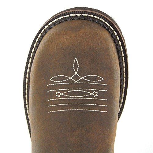Ariat Fatbaby Heritage 20076 Brown Glory / Damen Westernreitstiefel Braun / Reitstiefel / Western Stivali Da Equitazione Brown Glory