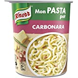 Knorr Pâtes Déshydratées Mon Pasta Pot Carbonara 71 g