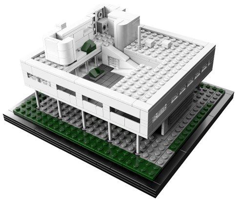 LEGO Architecture 4654649: Villa Savoye