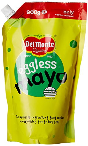 Del Monte Eggless Mayo, 900g