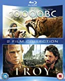 Troy/10000 BC Double Pack [Blu-ray] [2012] [Region Free]
