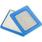 Filtro de colmena Aftermarket Pack de 2soporte de sustitución del cartucho de filtro de aire para Briggs and Stratton 491588491588S 4915885399959JOHN DEERE PT15853Oregon 30–710Nueva
