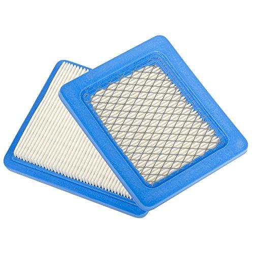 Beehive Filter 2 Stück Flach Luftfilter Patrone Ersatz für Briggs & Stratton 491588 FS 491588S 4915885 399959 John Deere pt15853 Oregon 30-710 Neu