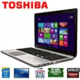 """Toshiba Satellite P50-B-103 Intel i7-4710HQ 8 GB 1 TB Radeon R9 M265X 15.6"""" Usado"""