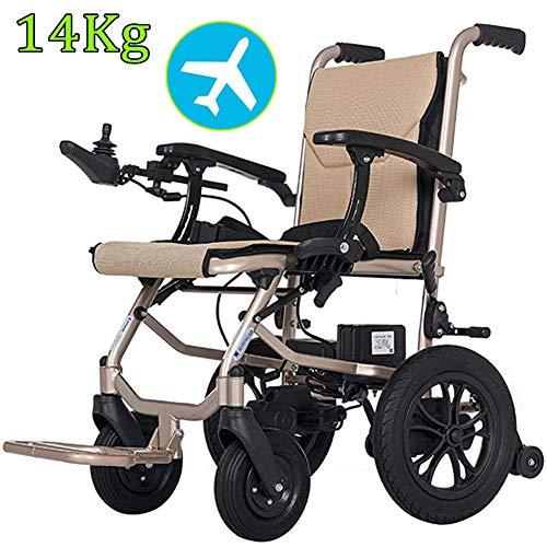 Chair Silla De Ruedas Inteligente Silla De Ruedas Eléctrica Power Plegable Wheelchair...