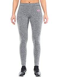 Smilodox Damen Leggings Basic