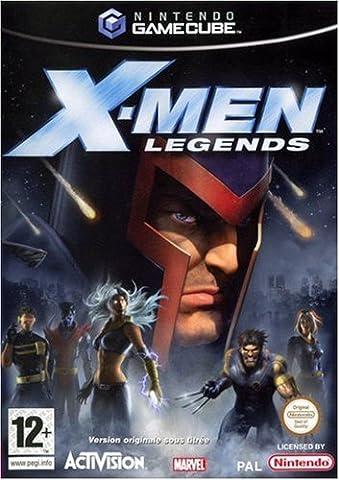 X Men Gamecube - X men
