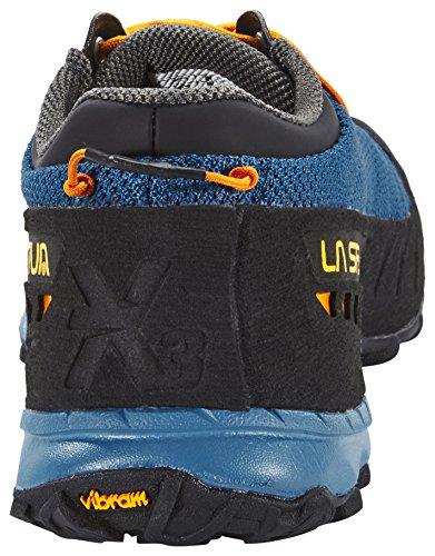 La Sportiva TX3 - Chaussures - orange/bleu 2017 blue/papaya