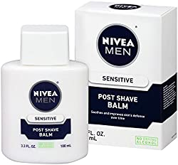Nivea For Men Sensitive After Shave Extra Soothing Balm, 3.3Oz