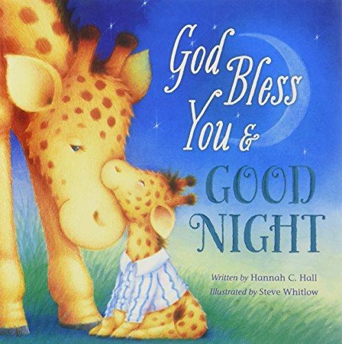 God Bless You and Good Night (A God Bless Book) por Hannah Hall