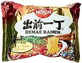 Nissin Demae Ramen Spicy, 5er Pack (5 x 100 g Beutel) -