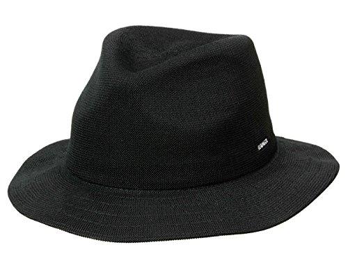 Kangol Chapeau Traveller Baron Unisex - noir