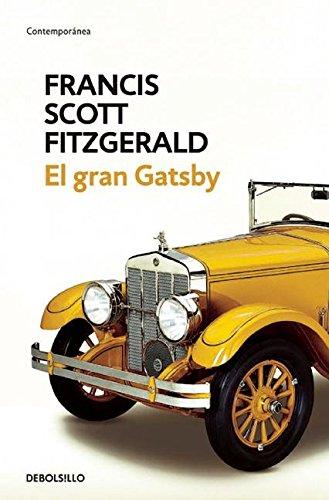 El Gran Gatsby por F Scott Fitzgerald