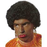 German Trendseller® Afro Perücke Rapper ┃ Fasching ┃ Karneval ┃Raggae Haare