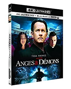 Anges & démons [4K Ultra HD + Blu-ray]