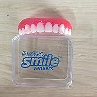 DDG EDMMS Silicona de simulación de Dientes Pasta de Silicona para blanquear los Dientes dentaduras aparatos ortopédicos, los Colores al Azar, 1 Paquete de Cuidado Personal
