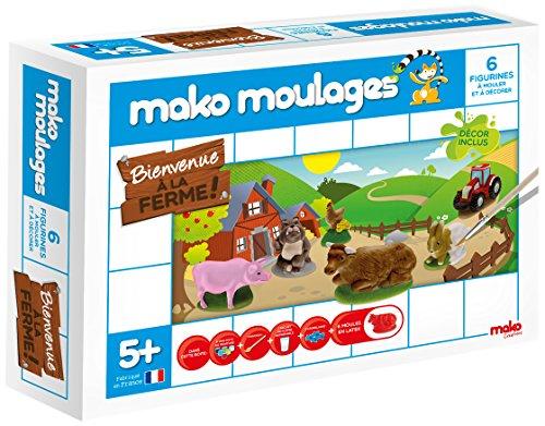 dujardin-39011-kit-de-loisirs-creatifs-mako-moulages-ferme-6-moules
