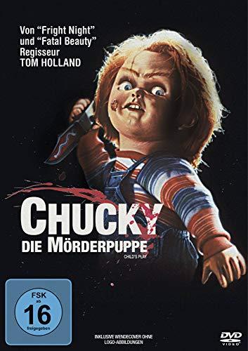 Chucky - Die Mörderpuppe (Horror Cult Uncut)