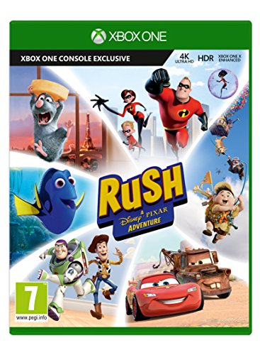 Rush: A Disney Pixar Adventure (Xbox One) Best Price and Cheapest