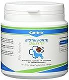 Canina Biotin Forte Tabletten, 1er Pack (1 x 0.1 kg)