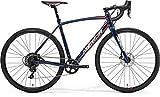 Unbekannt Rennrad 28 Zoll dunkelblau - Merida Cyclo Cross 600 Bike - Maxxis All Terrane 33mm Bereifung