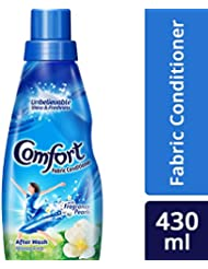Comfort Fabric Conditioner  -  Blue Bottle  - 430ml