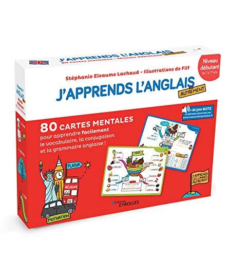 J'apprends l'anglais autrement - Niveau débutant par  Stéphanie Eleaume Lachaud, Filf