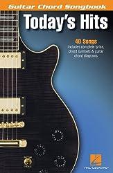 Guitar Chord Songbook Todays Hits Gtr Book (Guitar Chord Songbooks)
