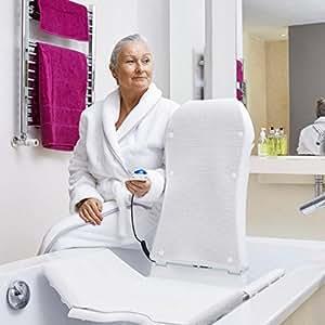 Aquatec invacare sedile sollevatore per vasca da bagno - Sollevatore vasca da bagno ...