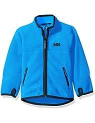 Helly Hansen Niños K Daybreaker Jacket Chaqueta de forro polar, primavera/verano, infantil, color Racer Blue, tamaño 3