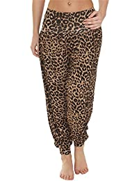 Love My Fashions Womens Pants Trousers Alibaba Harem Ankle Cuff
