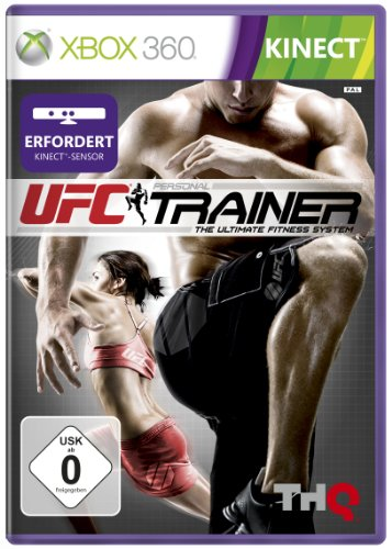 UFC Personal Trainer (Kinect erforderlich) (Video Spiele Kinect)