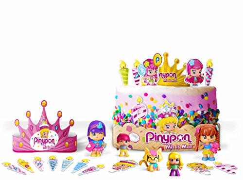 Pinyponizador pelo amarillo set para crear un Pinypon personalizado Famosa 700014700 Pinypon 27767