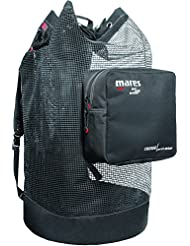 Mares Bag Cruise Mesh Back Pack Deluxe - Maleta, color negro, talla BX