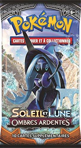 Asmodée - POSL302 - Catre - Booster Pokémon Soleil et Lune Ombres Ardentes (Version Française)