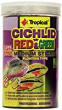 Tropical Cichlid Red&Green Medium Sticks - Futtersticks für mittelgroße Cichliden