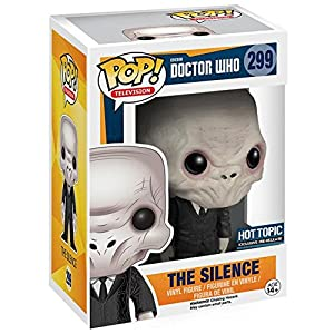 POP Doctor Who The Silence Vinyl Figure