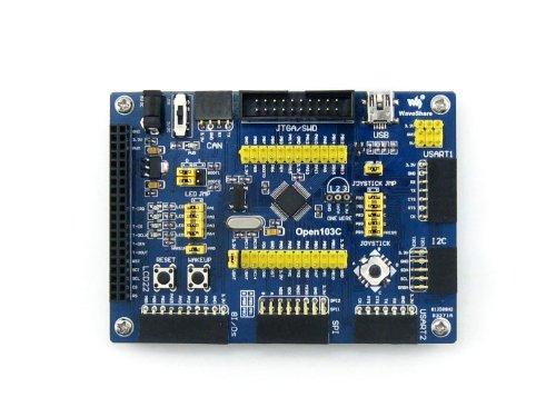Waveshare STM32 Board STM32F103CBT6 STM32F103 Cortex-M3 ARM STM32  Development Board Kit + USB UART Module + Cables