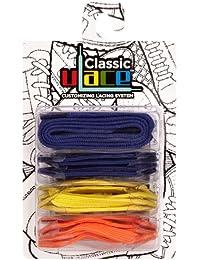 U-lace In Line Pastel Colour, Chaussures Accessoires Mixte adulte